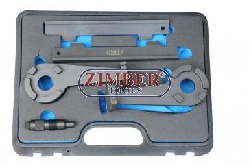К-т за зацепване на двигатели  AUDI 4.2 V8 S4 CABRIO A6 QUATRO - ZR-36ETTS230 - ZIMBER TOOLS.