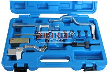 К-т за зацепване на двигатели  BMW MINI, PEUGEOT, CITROEN - ZT-05176(04A2015) - SMANN TOOLS.