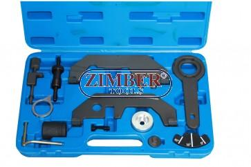 К-т за зацепване на двигатели BMW N62, N73 V8 V12 E60 E63 X5 - ZT-04A2278 - SMANN TOOLS.