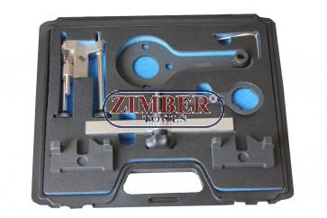 К-т за зацепване на двигатели BMW N63/S63/N74, V8 X6 550i 750i-ZR-36ETTSB74 - ZIMBER TOOLS