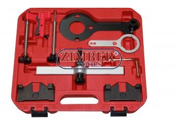 К-т за зацепване на двигатели BMW N63/S63/N74, V8 X6 550i 750i- ZT-04A2307 - SMANN-TOOLS.