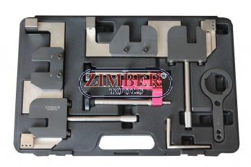 К-т за зацепване на двигатели BMW N63/S63 4.4L V8 - ZR-36ETTSB72 - ZIMBER TOOLS