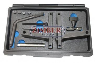 К-т за зацепване на двигатели BMW (S65), ZR-36ETTSB66 - ZIMBER TOOLS