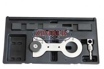 К-т за зацепване на двигатели BMW VANOS M52TU, M54, M56 - ZR-36ETTSB44 - ZIMBER TOOLS.