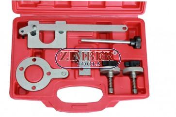 К-т за зацепване на двигатели Fiat 1.3 Multijet Opel 1.3 Cdti Punto 500   - ZT-04A2231 - SMANN TOOLS.