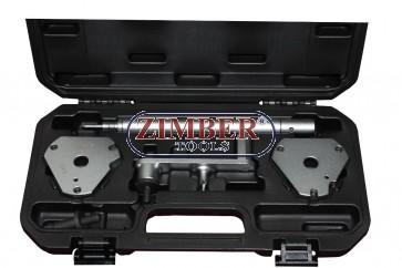 К-т за зацепване на двигатели FIAT -1,6 16V, ZR-36ETTS75  - ZIMBER-TOOLS