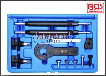 К-т за зацепване на двигатели Fiat, Alfa Romeo, Lancia 1.2 16V, 1.4 16V, T-Jet (62666) - BGS technic
