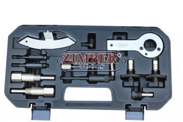 K-т за зацепване на двигатели Fiat, Vauxhall/Opel | Saab 1.3 CDTi , 1.9 CDTi - ZIMBER TOOLS