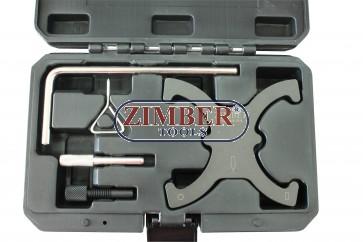 К-т за зацепване на двигатели FORD 1.6 TI-VCT, 2.0 TDCI, ZR-36ETTS96 - ZIMBER TOOLS.