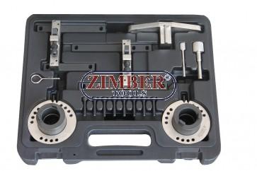 К-т за зацепване на двигатели Ford Focus C-Max B-Max Fiesta Transit 1.0 M1DD, 3-цил. Ecoboost- ZR-36ETTS241 - ZIMBER TOOLS