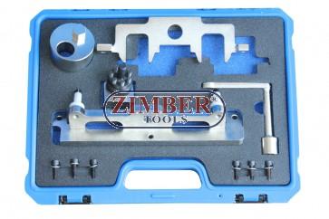 К-т за зацепване на двигатели  Mercedes Benz ОМ651- ZT-04A2399 - SMANN TOOLS.