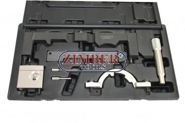 К-т за зацепване на двигатели Opel - 1.0/1.2/1.4 - ZR-36ETTS206 - ZIMBER - TOOLS