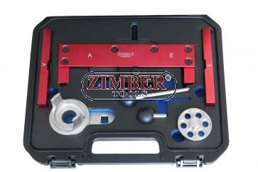 К-т за зацепване на двигатели  Porsche 911, Cayman, Boxster MA1 двигател, ZR-36ETTS244- ZIMBER TOOLS