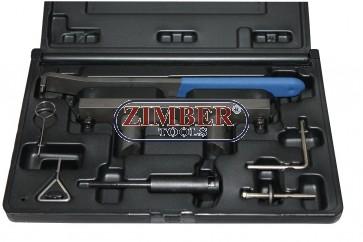 К-т за зацепване на двигатели VAG 1.8/1.8T, 2.0FSi/TFSi/Tsi, 2.0S / R, ZR-36ETTS42 - ZIMBER TOOLS.