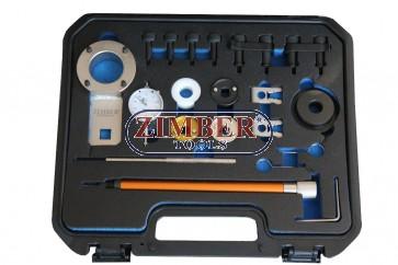 К-т за зацепване на двигатели VAG 1.8 и 2.0  FSi/TFSi  - ZR-36ETTS239 - ZIMBER TOOLS.