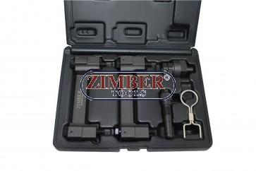 К-т за зацепване на двигатели VAG - VW,  2.4, 3.2 FSI, V6, V8, V10  - ZR-36ETTS138 - ZIMBER Professional