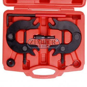 К-т за зацепване на разпределителен вал AUDI A4 - A6 3.0 V6 5V, ZT-04A2023 - SMANN TOOLS.