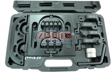 К-т за зацепване  на разпределителен вал за BMW S85 (E60/M5, E63/M6) ZR-36ETTSB57 - ZIMBER TOOLS.