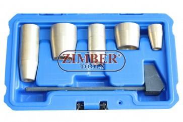 Комплект монтажни втулки за помпа-дюза VAG, OEM T10210  - ZT-04A3109- SMANN TOOLS.