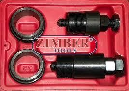 Комплект скоби за демонтаж на дизеловите помпи ГНП за BMW, Land Rover M47/M47TU M 57/M57TU 2.0 and 3.0 diesel  - ZT-05222 - SMANN TOOLS.