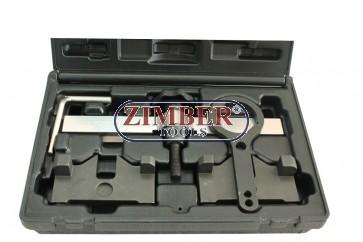 Комплект за зацепване на двигатели BMW - N63 (VANOS), ZR-36ETTSB37 - ZIMBER TOOLS.
