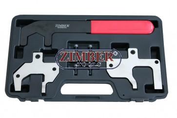 Комплект за зацепване на двигатели Mercedes Benz -  M112 и M113, Z-3907 - ZR-36ETTS222 - ZIMBER TOOLS.