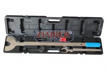 Комплект за зацепване на двигатели VAG VW, SKODA, SEAT 1.0 MPI - ZR-36ETTS312 - ZIMBER TOOLS.