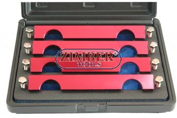 Комплект за зацепване на разпределителни валове Merzedes Benz M276, ZR-36ETTSB62 - ZIMBER-TOOLS.