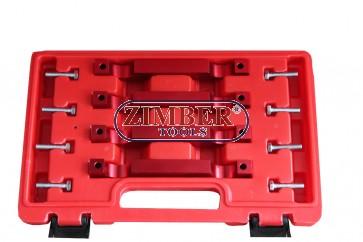 Комплект за зацепване на разпределителни валове Merzedes Benz M276, M157 И M278,ZT-04A2168D - SMANN TOOLS