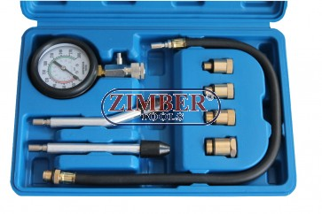 Компресомер за бензин, ZT-04106 - SMANN TOOLS