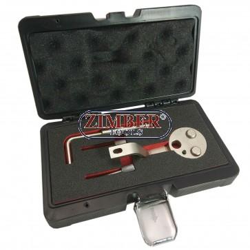 К-т за зацепване на двигатели Ford Tranzit  2.2 TDCi,  ZT-04A2254D - SMANN TOOLS.