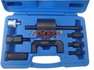 Инструмент скоба обратен чук за вадене на CDI Common Rail дюзи Mercedes ZR-36INP09 - ZIMBER