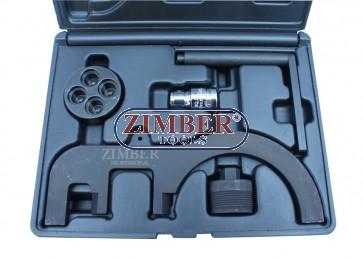 К-т за зацепване на дизелови двигатели  BMW N47/2.0d/ N57/3.0d - Инструмент под наем - 25.0-ЛВ- За -24- Ч,