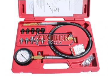 К-т за измерване налягането на маслото - ZIMBER-TOOLS, ZR-36OPT
