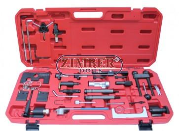 К-т за зацепване на двигатели VW, AUDI, ZR-36ETTS2201 - ZIMBER-TOOLS