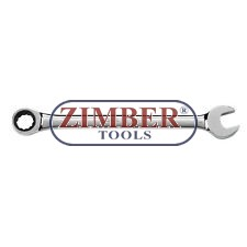 Ключ звездогаечен с тресчотка 18мм - ZR-17RW18V - ZIMBER-TOOLS