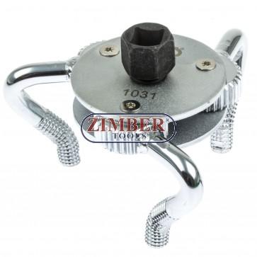 Скоба за маслен филтър паяк - (ZT-04A1023) - SMANN TOOLS.