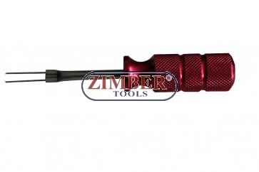 Специализиран инструмент за букси, ел. системи за Audi, BMW, Chrysler, Ford, GM, Isuzu, Jaguar - ZR-36MTT - ZIMBER TOOLS.
