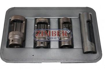 Вложки за датчици 4 част, ZR-36OSWS04 - ZIMBER TOOLS
