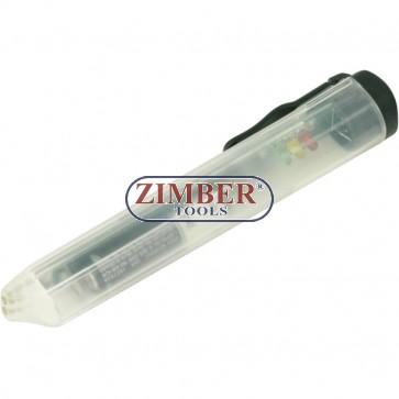 Тестер за спирачна течност (ZR-38FTB) - ZIMBER - TOOLS