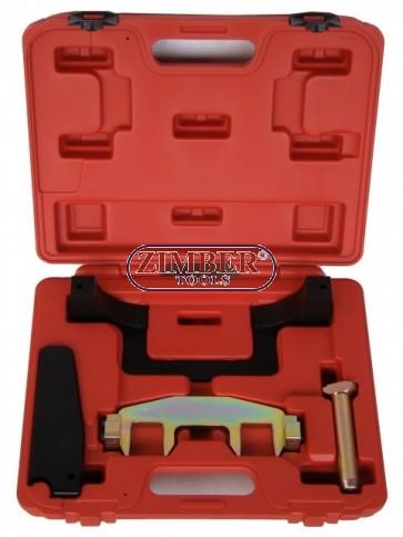 К-т за зацепване на бензинов  двигател Mercedes M271, ZT-04A2121 - SMANN TOOLS.