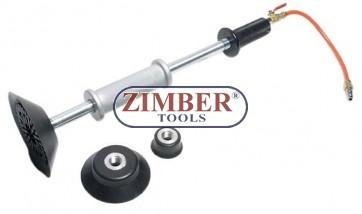Вакуумен инструмент за изправяне на вдлъбнатини по купето на автомобили - 68000 - BGS technic