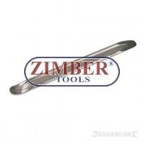 Щанга за монтаж демонтаж на товарни гуми - 650 mm - ZR-36TL650 - ZIMBER TOOLS