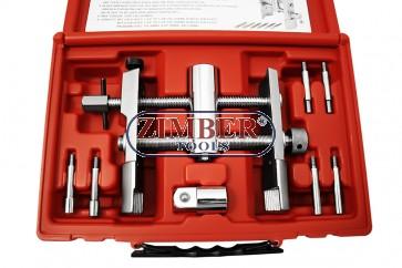 Ключ за развиване на гайката на главината на камиони - ZR-36AWB - ZIMBER-TOOLS