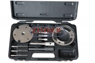 К-т за зацепване на двигатели Ford 2.0,  2.4 TDCi, ZR-36ETTS53 - ZIMBER-TOOLS