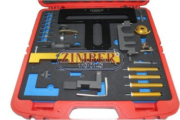 К-т за зацепване на двигатели  BMW N42, N46, N46T, ZR-36ETTSB01  - ZIMBER-TOOLS