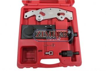 К-т за зацепване на двигатели BMW M52, M54, M56, ZR-36ETTSB17 - ZIMBER-TOOLS