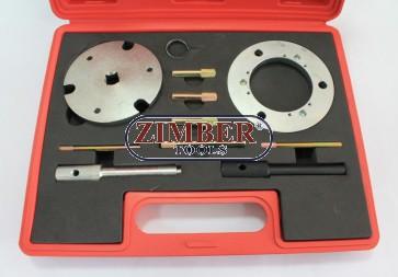 К-т за зацепване на двигатели Ford 2.0 / 2.4 TDCi ZT-04A2187 (ZT-04826) - SMANN TOOLS.