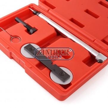 Инструмент  за зацепване на двигатели под наем за VW-AUDI 1.4L и 1.6L FSI,бензин - 20.0-ЛВ- За -24- Ч,