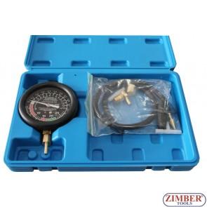 Тестер за вакуум във всмукателен колектор, ZK-341